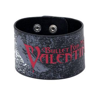 bracelet Bullet For My Valentine - Logo And Bird - BRAVADO USA, BRAVADO, Bullet For my Valentine