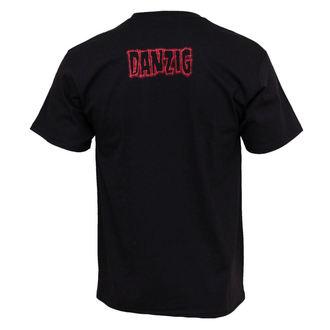 tee-shirt métal pour hommes Danzig - Chrome - BRAVADO, BRAVADO, Danzig
