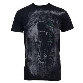 tee-shirt métal pour hommes Deftones - Neon Wolf 30/1 - BRAVADO, BRAVADO, Deftones
