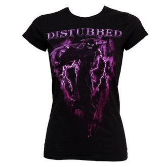 tee-shirt métal pour femmes Disturbed - Fear The Reaper - BRAVADO, BRAVADO, Disturbed