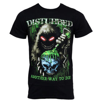 tee-shirt métal Disturbed - Toxic Globe - BRAVADO, BRAVADO, Disturbed