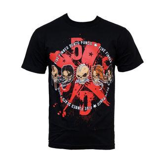 tee-shirt métal pour hommes Five Finger Death Punch - 5XFXDXPX - BRAVADO, BRAVADO, Five Finger Death Punch