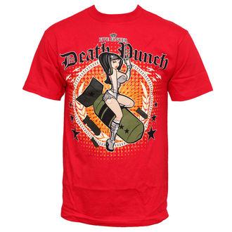tee-shirt métal pour hommes Five Finger Death Punch - Bomber Girl - BRAVADO, BRAVADO, Five Finger Death Punch