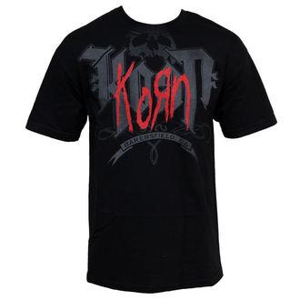 tee-shirt métal pour hommes Korn - Classic - BRAVADO, BRAVADO, Korn