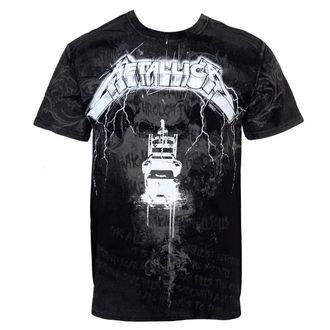 tee-shirt métal pour hommes Metallica - Lightning Chair - BRAVADO - MET2080