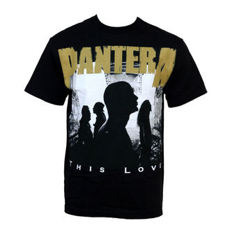 tee-shirt métal pour hommes Pantera - This Love - BRAVADO, BRAVADO, Pantera