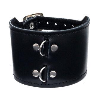 bracelet - BWZ, BLACK & METAL