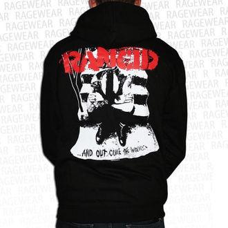 sweat-shirt avec capuche pour hommes Rancid - Wolves - RAGEWEAR, RAGEWEAR, Rancid