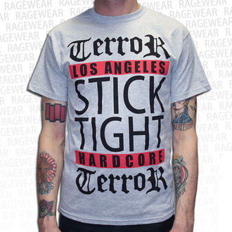 tee-shirt métal pour hommes Terror - Los Angeles - RAGEWEAR, RAGEWEAR, Terror