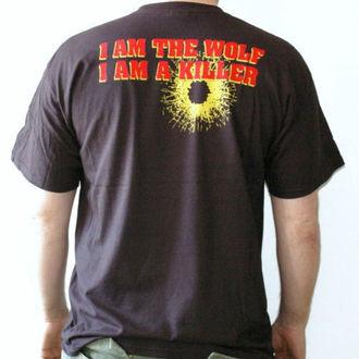 tee-shirt métal pour hommes Walls of Jericho - Wolf - RAGEWEAR, RAGEWEAR, Walls of Jericho