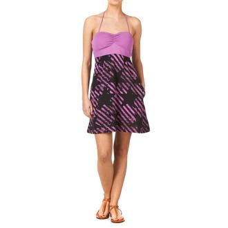 robe pour femmes FOX - Stripe Out Dress, FOX