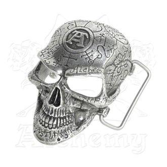 boucle Omega Skull ALCHEMY GOTHIC, ALCHEMY GOTHIC