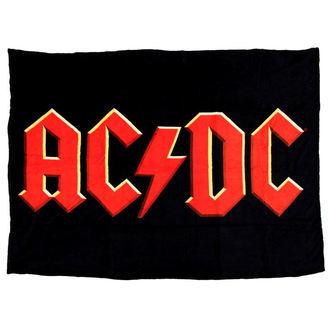couverture AC / DC - Logo - HMB, HALF MOON BAY, AC-DC