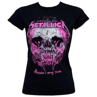 tee-shirt métal pour femmes Metallica - Wherever I May Roam - NNM - RTMTLGSBWHE