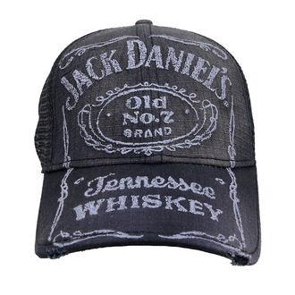 casquette Jack Daniels - Noire Vintage, JACK DANIELS