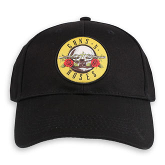 Casquette Guns N' Roses - Circle Logo - ROCK OFF, ROCK OFF, Guns N' Roses