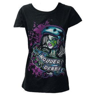 t-shirt pour femmes - Roller Derby - DARKSIDE, DARKSIDE