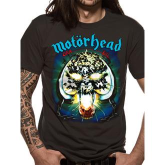 tee-shirt métal pour hommes Motörhead - Overkill - ROCK OFF - MHEADTEE04MG