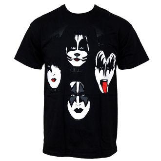tee-shirt métal pour hommes Kiss - Love It Loud - EMI, EMI, Kiss