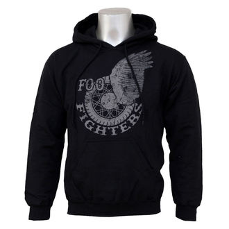 sweat-shirt avec capuche pour hommes Foo Fighters - Wings - LIVE NATION, LIVE NATION, Foo Fighters