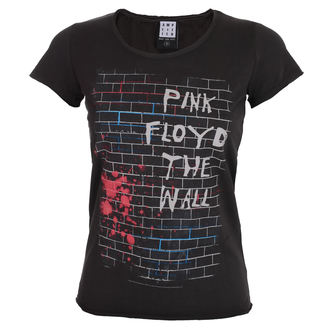 tee-shirt métal pour femmes Pink Floyd - THE WALL - AMPLIFIED, AMPLIFIED, Pink Floyd