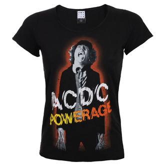 tee-shirt métal pour femmes AC-DC - POWERAGE - AMPLIFIED, AMPLIFIED, AC-DC