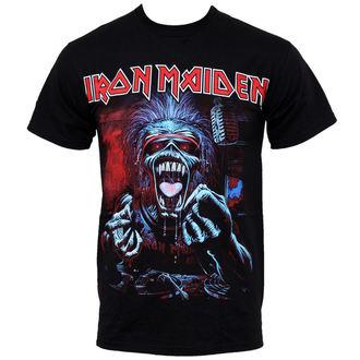 tee-shirt métal pour hommes Iron Maiden - - ROCK OFF