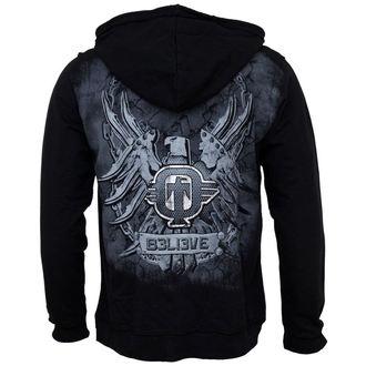 sweat-shirt avec capuche pour hommes - Fierce - TAPOUT, TAPOUT