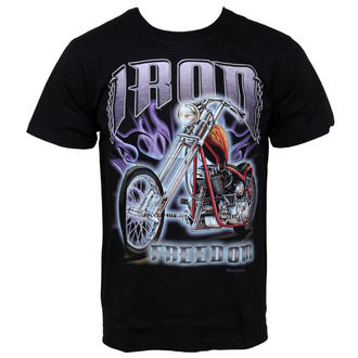 t-shirt pour hommes - Iron Ride - Hero Buff, Hero Buff