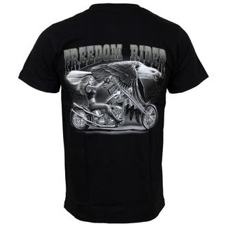 t-shirt pour hommes - Freedom Ride - Hero Buff, Hero Buff