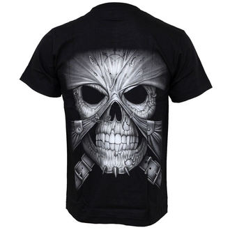 t-shirt pour hommes - Skull And Skin - Hero Buff, Hero Buff