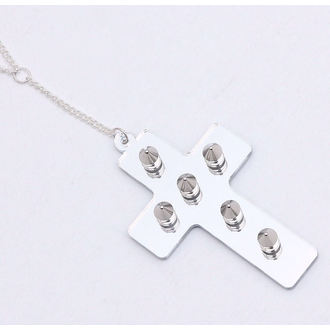 collier Extreme Largeness - Blanc Cross, Extreme Largeness