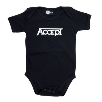body enfants Accept - Logo - Noire, Metal-Kids, Accept