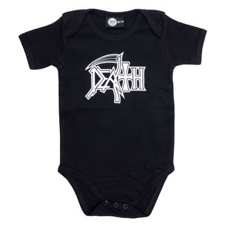 body enfants Death - Logo - Noire, Metal-Kids, Death