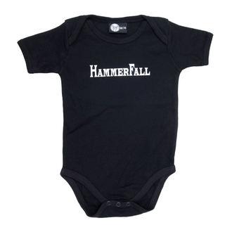 body enfants Hammerfall - Logo - Noire, Metal-Kids, Hammerfall