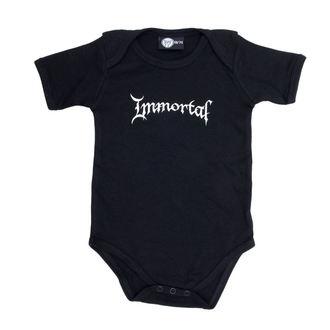 body enfants Immortal - Logo - Noire, Metal-Kids, Immortal