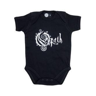 body enfants Opeth - Logo - Noire, Metal-Kids, Opeth