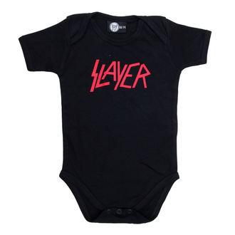 body enfants Slayer - Rouge Logo - Noire, Metal-Kids, Slayer