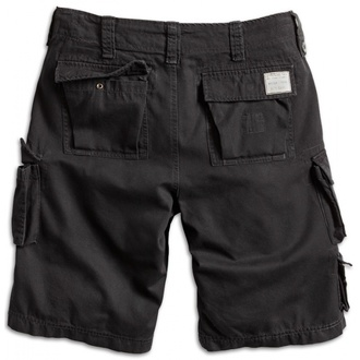 short pour hommes SURPLUS - Trooper Shorts - Noire