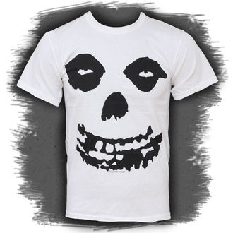tee-shirt métal pour hommes Misfits - All Over Skull - PLASTIC HEAD, PLASTIC HEAD, Misfits