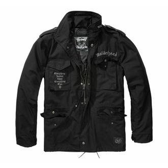 Veste d'hiver pour hommes BRANDIT Motörhead M65 61003-black, BRANDIT, Motörhead