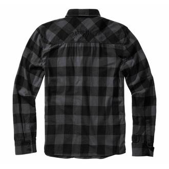 Chemise pour homme BRANDIT - Motörhead - Chemise à carreaux, BRANDIT, Motörhead