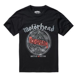 T-shirt pour homme BRANDIT Motörhead As of Spades 61013-black, BRANDIT, Motörhead