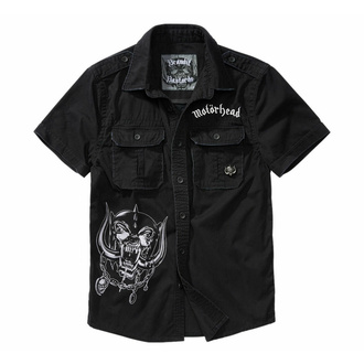 Chemise pour homme BRANDIT - Motörhead, BRANDIT, Motörhead