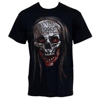tee-shirt métal pour hommes Cannibal Corpse - Skull - PLASTIC HEAD, PLASTIC HEAD, Cannibal Corpse