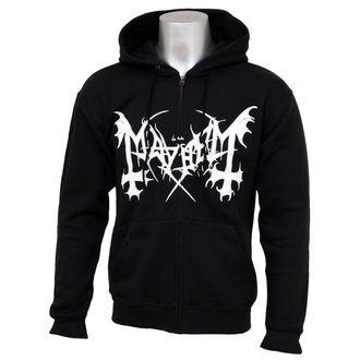 sweat-shirt avec capuche pour hommes Mayhem - - PLASTIC HEAD, PLASTIC HEAD, Mayhem