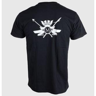 tee-shirt métal pour hommes Mastodon - Leviathan Logo - PLASTIC HEAD, PLASTIC HEAD, Mastodon