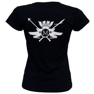 tee-shirt métal pour femmes Mastodon - Leviathan Logo - PLASTIC HEAD, PLASTIC HEAD, Mastodon