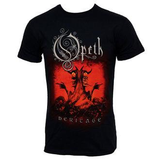 tee-shirt métal pour hommes Opeth - Herigage - PLASTIC HEAD