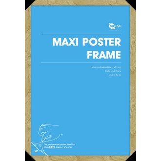 cadre pour affiche (61x91,5 cm) - Oak - GB Affiches, GB posters